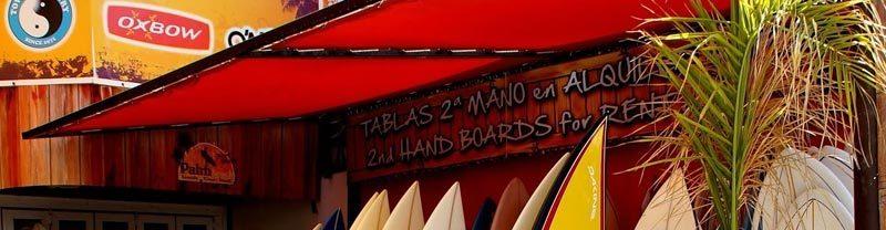 nest hostels tenerife blog playas tablas