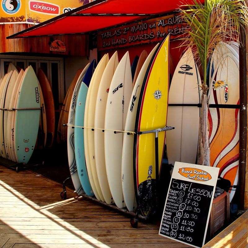 nest hostels tenerife blog playas tablas