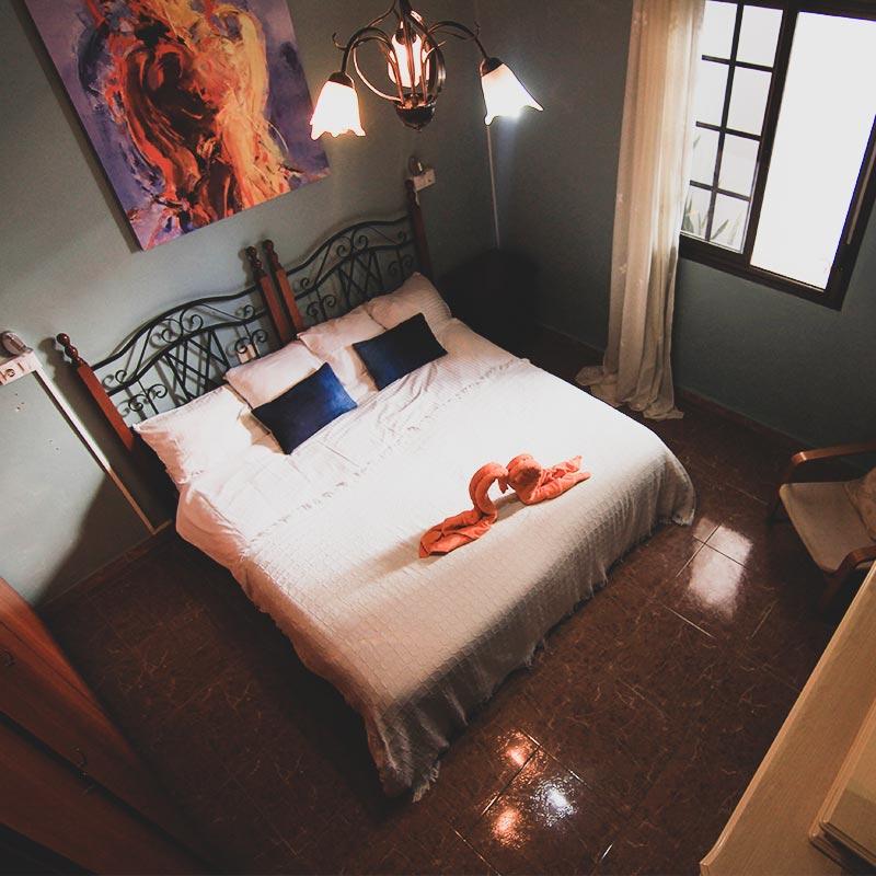 puerto nest hostel tenerife cama